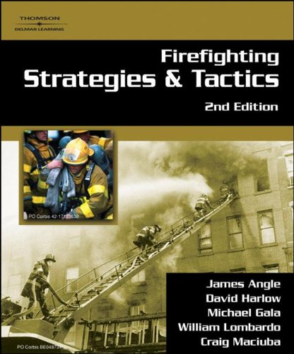Firefighting Strategies and Tactics  2nd 2008 (Revised) edition cover