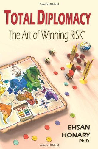 Total Diplomacy The Art of Winning RISK  2007 edition cover