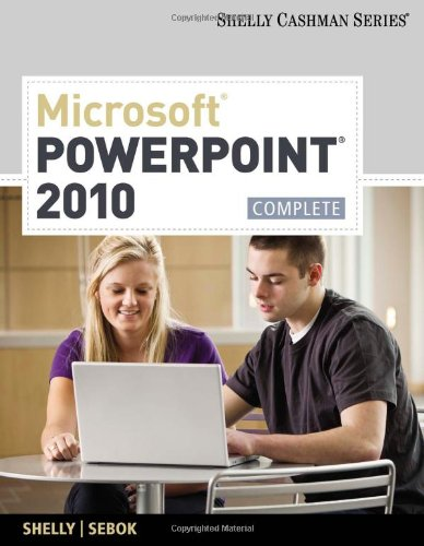 Microsoft� PowerPoint� 2010 Complete  2011 9781439078938 Front Cover