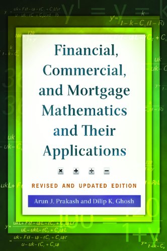 Financial, Commercial, and Mortgage Mathematics and Their Applications  2nd 2014 (Revised) edition cover