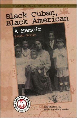 Black Cuban, Black American A Memoir  2000 (Student Manual, Study Guide, etc.) edition cover