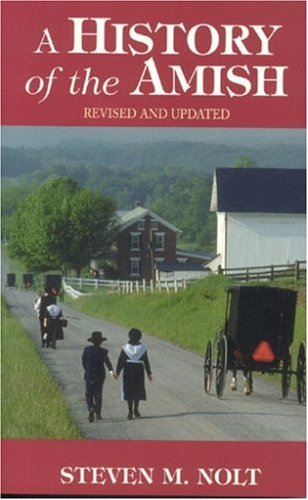 History of the Amish  Revised edition cover