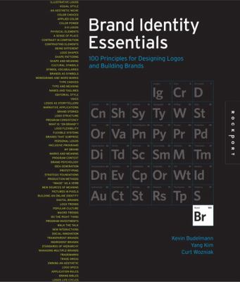 Essential Elements for Brand Identity 100 Principles for Designing Logos and Building Brands  2013 edition cover