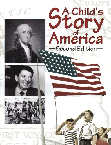 Child's Story of America  2nd 1998 edition cover