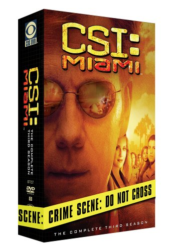 CSI: Miami: Season 3 System.Collections.Generic.List`1[System.String] artwork