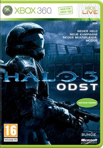 Halo 3: ODST [Pegi] Xbox 360 artwork