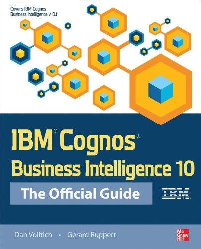 IBM Cognos Business Intelligence   2012 9780071775939 Front Cover