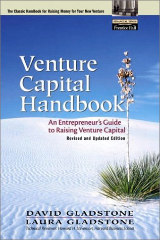 Venture Capital Handbook An Entrepreneur's Guide to Raising Venture Capital  2002 (Revised) 9780130654939 Front Cover