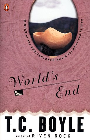 World's End  N/A edition cover