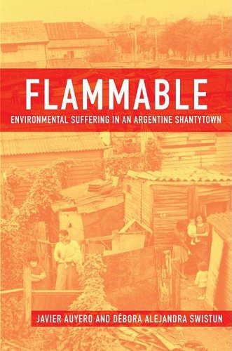 Flammable Environmental Suffering in an Argentine Shantytown  2009 edition cover