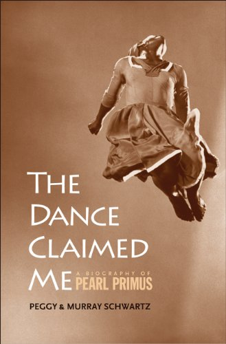 Dance Claimed Me A Biography of Pearl Primus  2012 edition cover