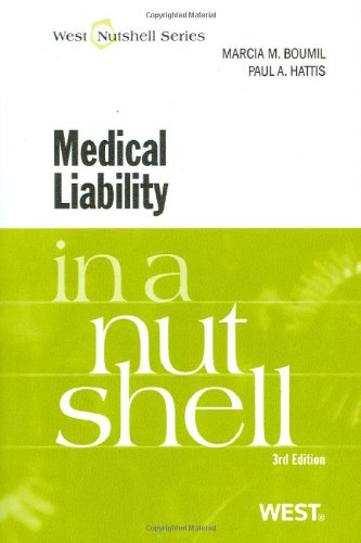 Medical Liability  3rd 2011 (Revised) edition cover