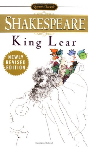 King Lear  2nd 2000 (Revised) edition cover