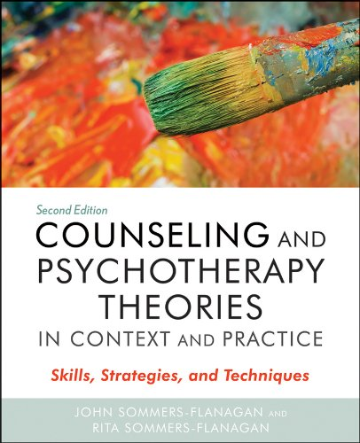 Counseling and Psychotherapy Theories in Context and Practice Skills, Strategies, and Techniques 2nd 2012 edition cover