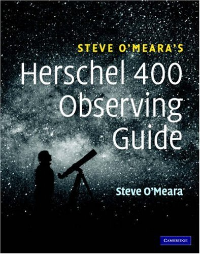 Herschel 400 Observing Guide   2007 9780521858939 Front Cover