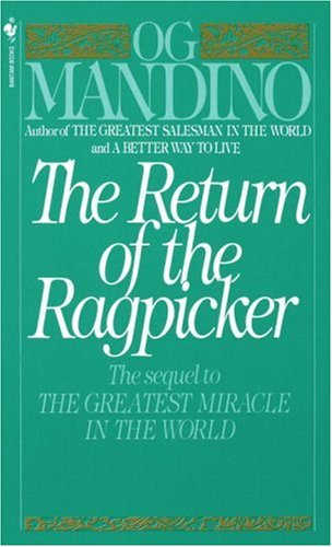 Return of the Ragpicker   1992 9780553299939 Front Cover