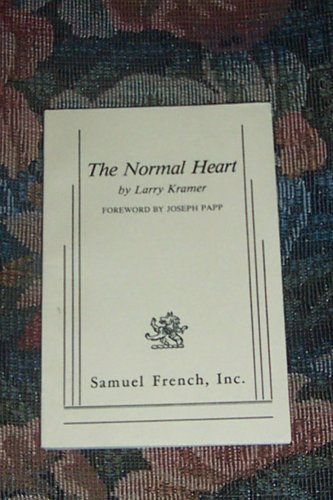 The Normal Heart:  1st 2011 edition cover