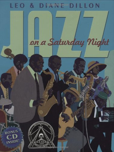 Jazz on a Saturday Night   2007 edition cover