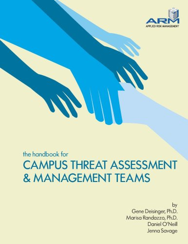 Handbook for Campus Threat Assessment and Management Teams   2008 9780615234939 Front Cover
