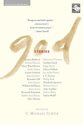 God: Stories   1998 edition cover