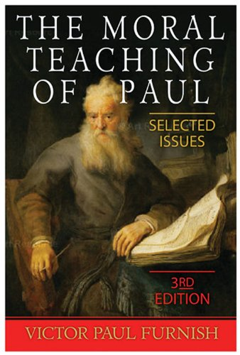 Moral Teaching of Paul  3rd 2009 edition cover