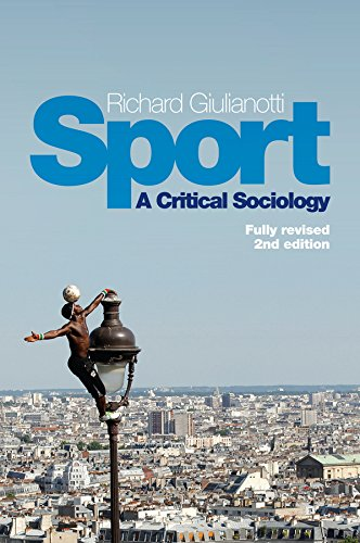 Sport A Critical Sociology 2nd 2016 9780745669939 Front Cover