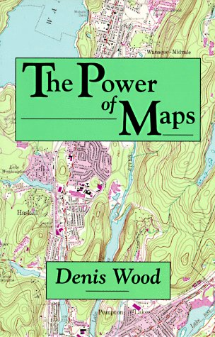 Power of Maps   1992 edition cover