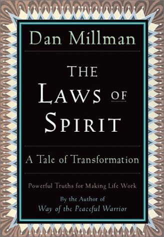 Laws of Spirit A Tale of Transformation  2001 edition cover