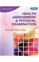 Health Assessment and Physical Examination  5th 2014 edition cover