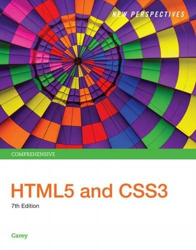 New Perspectives on Html and Css: Comprehensive  2016 9781305503939 Front Cover