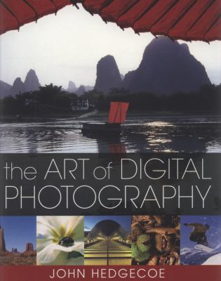 Art of Digital Photography   2009 9781405340939 Front Cover