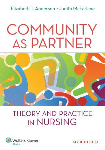 Community As Partner Theory and Practice in Nursing 7th 2015 (Revised) edition cover