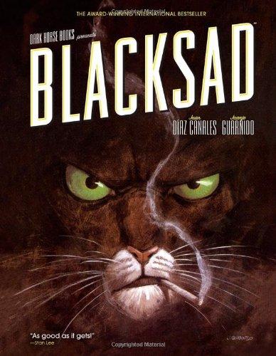 Blacksad   2010 edition cover