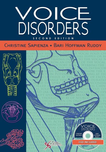 Voice Disorders  2nd 2013 (Revised) edition cover