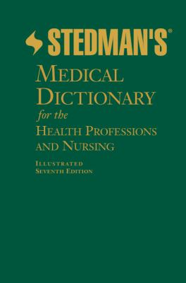 Concise Medical Dictionary Custom  7th 2011 (Revised) 9781608316939 Front Cover