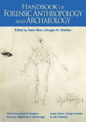 Handbook of Forensic Anthropology and Archaeology   2009 edition cover