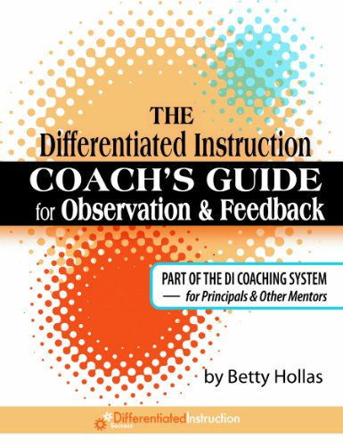 DIFFERENTIATED INSTRUCTION COACH'S...   N/A edition cover
