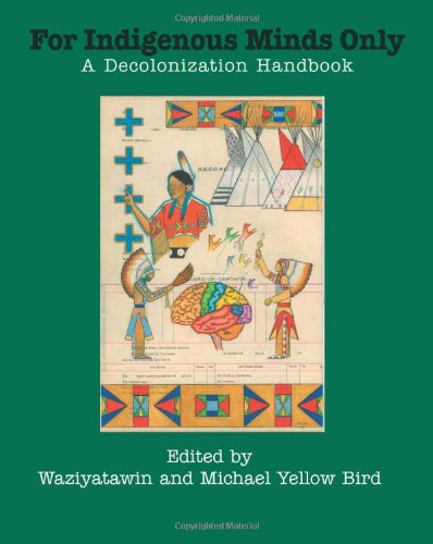 For Indigenous Minds Only A Decolonization Handbook  2012 edition cover