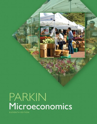 Microeconomics  11th 2014 9780133019940 Front Cover