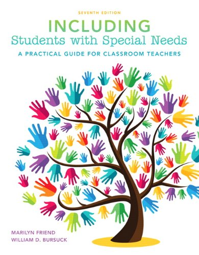 Including Students With Special Needs: A Practical Guide for Classroom Teachers, With Video-enhanced Pearson Etext Access Card  2014 edition cover