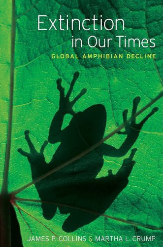 Extinction in Our Times Global Amphibian Decline  2009 edition cover