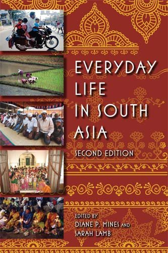 Everyday Life in South Asia  2nd 2010 edition cover