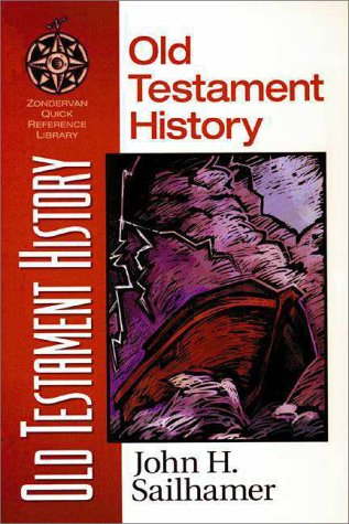 Old Testament History   1998 edition cover
