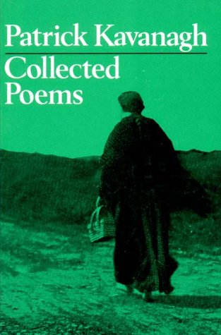Patrick Kavanagh - Collected Poems  Reprint edition cover