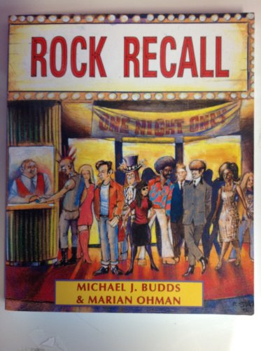 ROCK RECALL 1st 9780536672940 Front Cover