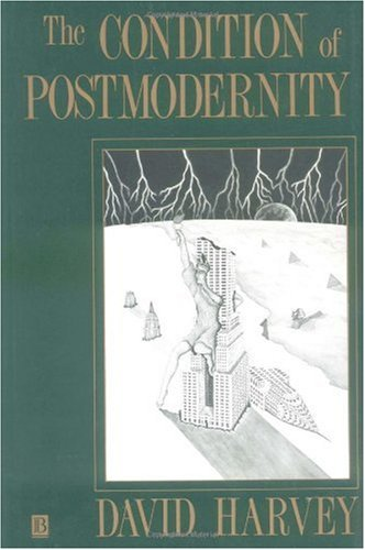 Condition of Postmodernity   1991 edition cover