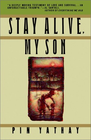 Stay Alive, My Son   1988 edition cover