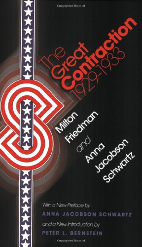 Great Contraction, 1929-1933   2008 (Revised) edition cover