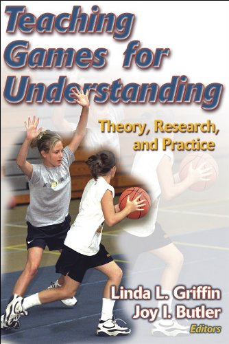 Teaching Games for Understanding Theory, Research, and Practice  2005 edition cover