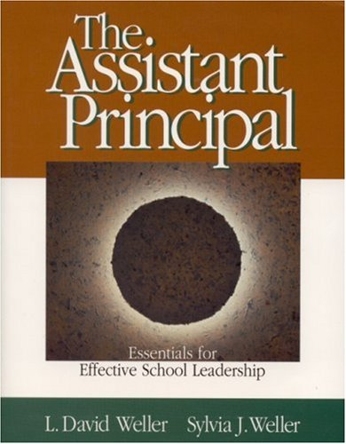 Assistant Principal Essentials for Effective School Leadership  2001 9780761977940 Front Cover
